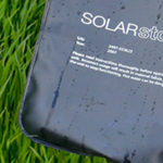 Colector solar inflable, para agua caliente