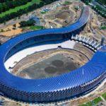 Taiwan's Solar Stadium, Un estadio que funciona 100% con energia solar, realmente espectacular, ecológico y sostenible.