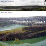 Central hidroeléctrica Itaipu, Mega-estructuras