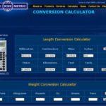 Una herramienta muy util, para convertir unidades de medida
