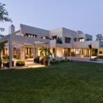 Espectacular residencia de Mauricio Umansky en los angeles