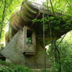 La casa del arbol, un diseño incomparable de Wilkinson Residence, en Portland , Oregon .