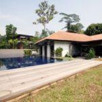 Una hermosa residencia en Singapur: 13-15 Lermit Road