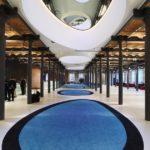 Interiores del Hotel Andel's ubicado en Lodz – Polonia diseñado por Jestico + Whiles