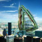 Dragonfly, una granja vertical para la ciudad de Nueva York concebido por Vincent Callebaut Architectures