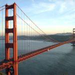 Puente Golden Gate . Mega – estructuras
