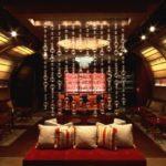 Interiores del Joule Hotel diseñado por Tihany Design