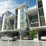 U Thant Residencias, un condominio lujoso situado en Malasia