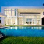 Moderna Residencia en Miami Beach Florida