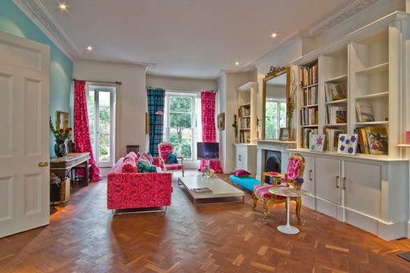 Large-and-Colouful-House-on-Portland-Road-in-London-1