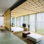 El Opposite House Hotel Diseñado por Kengo Kuma & Associates