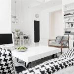 Un apartamento que asombra por su cromatismo