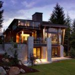 Un hogar contemporaneo ubicado en Whistler, Canada
