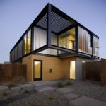 La Residencia Sosnowski por Chen + Suchart Studio, simple elegante y moderna
