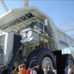 31 imágenes de camiones gigantes