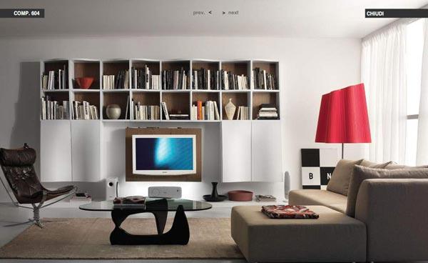 Ideas modernas para el diseño de su sala de estar (12 imágenes ...