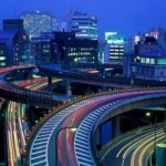 Carreteras japonesas (18 imágenes)