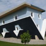 Una casa al reves – El mundo esta en su cabeza (10 imágenes)
