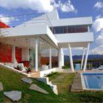 Casa Nueva en Lima (Minas Gerais del Brasil) por Morato Arquitectura (14 imágenes)