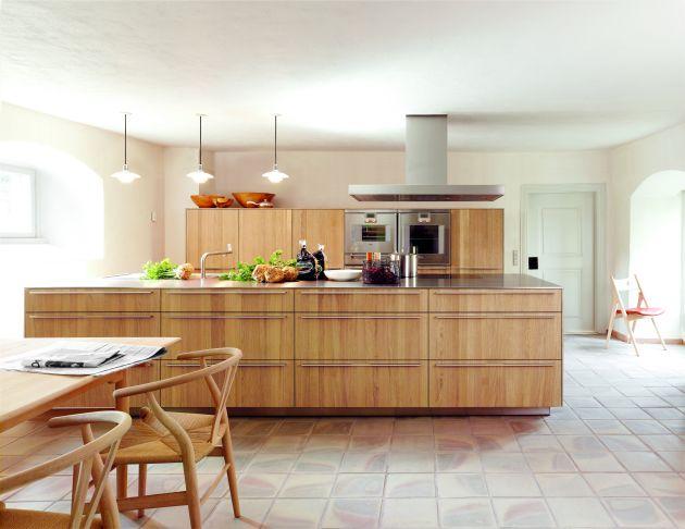 Cocinas contemporaneas de inspiración diseñadas por Bulthaup (22 ...