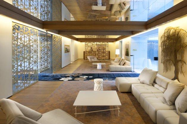 Interior del hotel madarin oriental en barcelona 32 - Diseno interiores barcelona ...