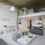 Hermoso apartamento diseñado en Londres (7 imágenes)