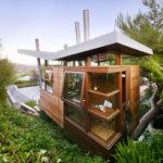 Lujosa casa en el arbol, arte e inspiración (10 imágenes)
