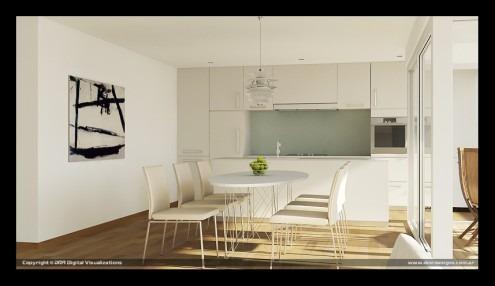 Ideas para el diseño de su comedor (11 imágenes) | Tikinti