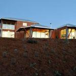 Rancho mcmillen una hermosa residencia diseñado por Magnus Arquitectos (8 imágenes)