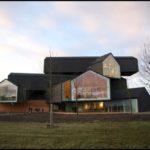 VitraHaus: una sala de exposición fantástica con una arquitectura creativa (6 imágenes)