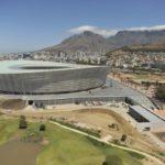 Estadio Greenpoint sede de la Copa Mundial de Sudáfrica en 2010
