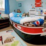 27 ideas temáticas para dormitorios de niños