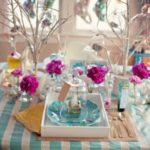 Como decorar la mesa de navidad – modelos