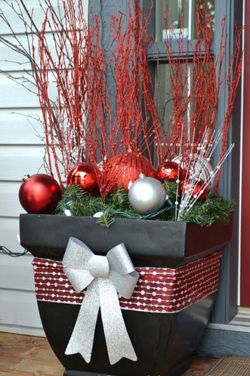 Como hacer decoraciones para navidad ejemplos tikinti for Decoraciones de navidad para hacer en casa