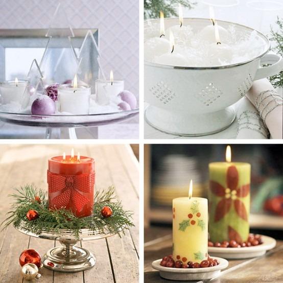 Decoracion Velas Ikea ~ Las velas de Navidad son de una variedad de formas Pueden ser