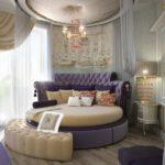 Camas redondas o camas circulares para su dormitorio