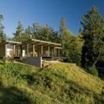 Fotos de una cabaña en Whidbey Island, Washington