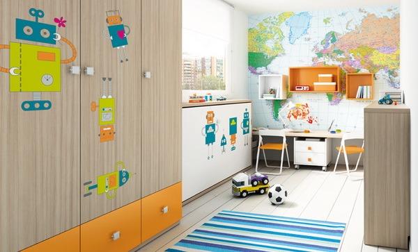 Habitaciones para niños de Kibuc  Tikinti
