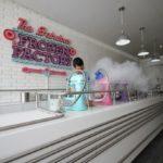 Planos de una Fabrica de helados en Mexico