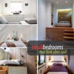 47 Ejemplos para aprovechar espacios en dormitorios pequeños