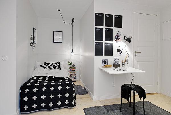 47 Ejemplos para aprovechar espacios en dormitorios pequeños | Tikinti
