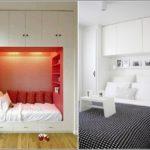 5 asombrosas ideas de ahorro de espacio en dormitorios pequeños