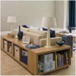 5 ideas para utilizar la sala tambien como almacenamiento