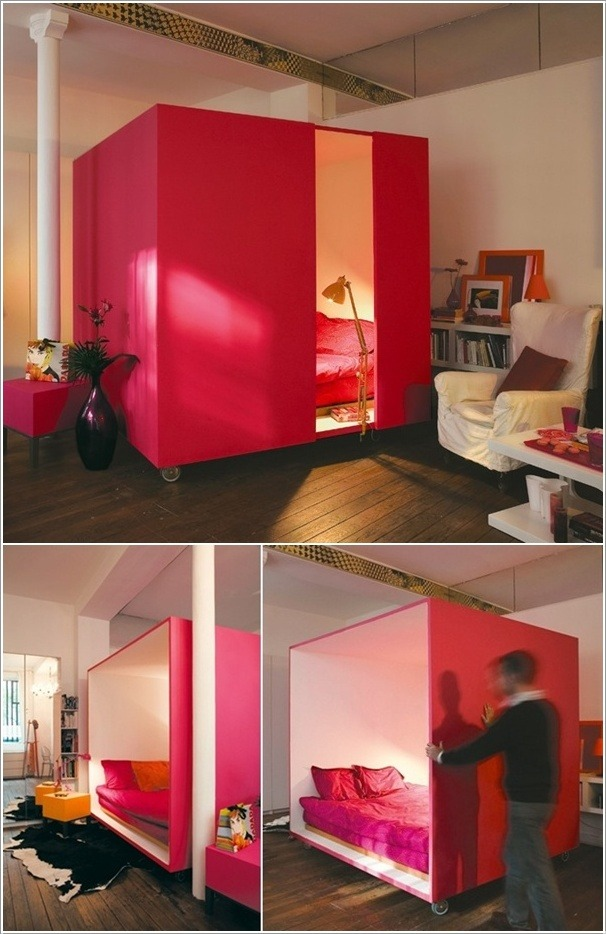 10 ideas para peque os espacios interiores tikinti - En suites for small spaces style ...