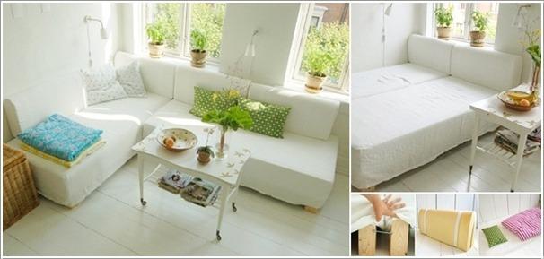 10 ideas para peque os espacios interiores tikinti for Disenar espacios interiores