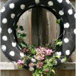 15 Ideas maravillosas para reciclar viejos Neumáticos o Llantas