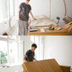 Ahorro de espacio cuando se diseña Camas y dormitorios, 27 ideas