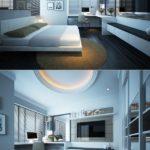 20 diseños de dormitorios modernos, espectacular colección