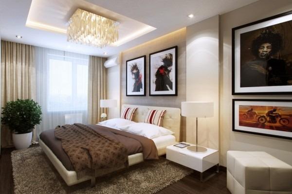 Peque o dormitorios dise o espacial a lo grande tikinti - Diseno de dormitorios pequenos ...