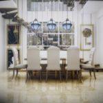 24 Comedores con estilo, diseños frescos y elegantes
